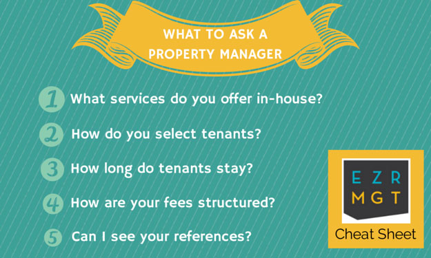 5 Questions to Ask When Interviewing Property Managers