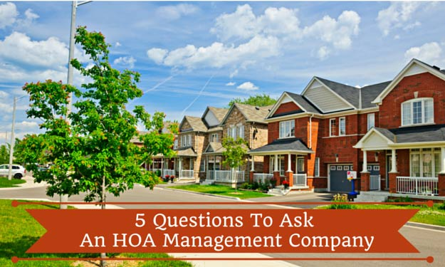 How to Hire a Property Management Company for Your HOA
