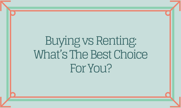 The Unique Benefits Of Renting And Buying A Home