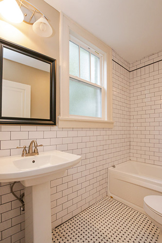 After Renovation Bathroom Image